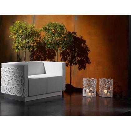 fauteuil idda 2 places. Black Bedroom Furniture Sets. Home Design Ideas