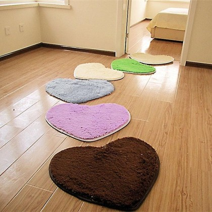 Heart Shaped Carpet Tapis Salon Rug Tapete Para Sala Alfombras