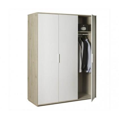 armoire milano h 200 cm x p 60 cm x l 150 cm. Black Bedroom Furniture Sets. Home Design Ideas