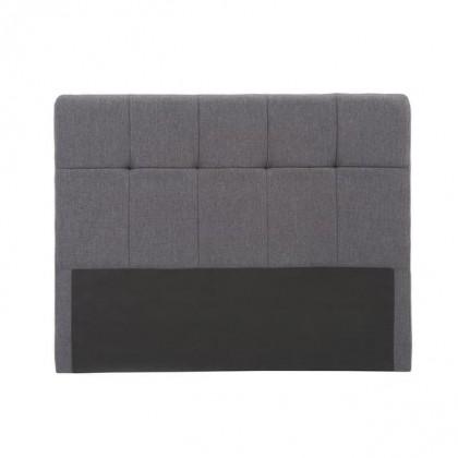 Tête de lit classique CLOVIS Taille de pouf 160cm