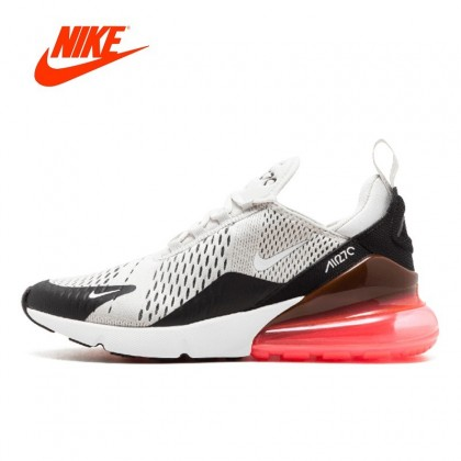 design de qualité 69e8c 8cda8 Original New Arrival Authentic Nike Air Max 270 Mens Running Shoes Sneakers  Sport Outdoor Comfortable Breathable Good Qualit Couleur Blanc Taille de ...