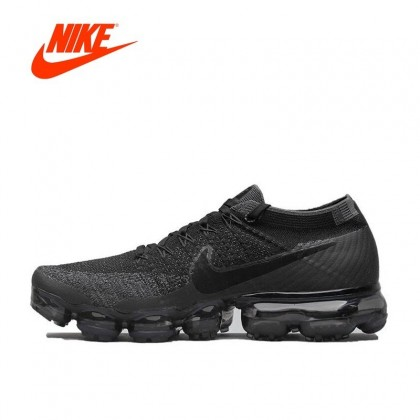 super populaire 12cef e8613 New Arrival Original Authentic Nike Air VaporMax Flyknit Breathable Men's  Running Shoes Sports Sneakers Classic Shoes Taille de chaussure 40