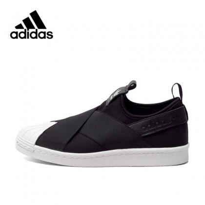 revendeur 56e17 546be Original New Arrival Adidas Authentic Year Superstar Women's Skateboarding  Shoes Sneakers Classique Shoes Couleur Blanc Taille de chaussure 36