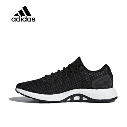 24abc1b0a Original New Arrival Authentic ADIDAS PureBOOST Clima Mens Women Running  Shoes Mesh Breathable Comfortable Support Sport Sne Couleur Gris Taille de  ...