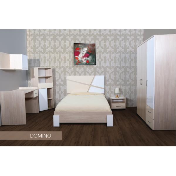 copy of Chambre d\'enfant modèle Maksim Penderie 3 portes Dimensions ...